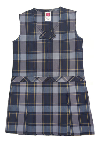 Mass Girls Plaid Jumper