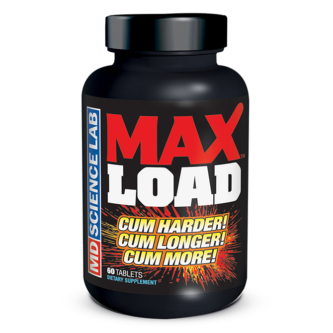 Max Load Herbal Penis Pills