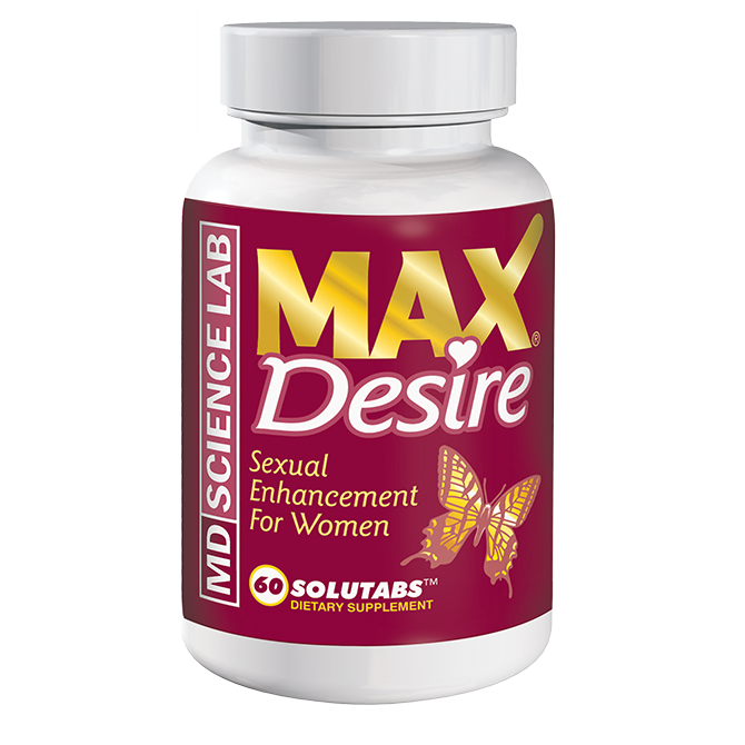 MAX Desire - Female Sexual Arousal Stimulant