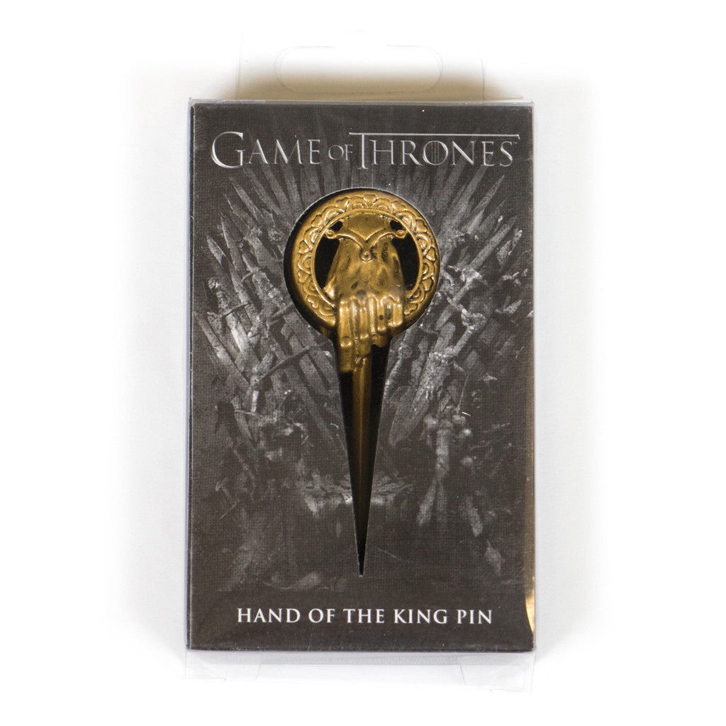Game of Thrones Hand of the King Lapel Pin