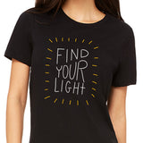 "Josh Groban ""Find Your Light"" T-Shirt"