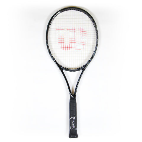Signed Serena Williams Tennis Racket