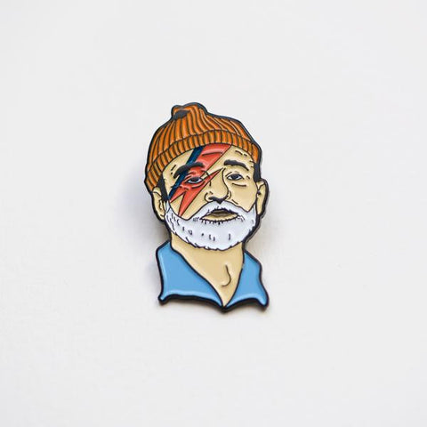 Zissou Sane Pin - Good Co.