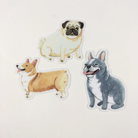 Dog Sticker Pack - Good Co.