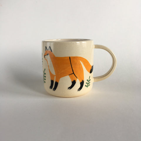 Fox Mug - Good Co.