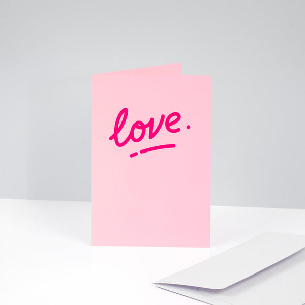 Love Card - Good Co.