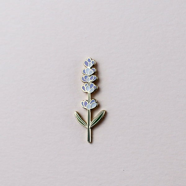 Lavender Pin - Good Co.