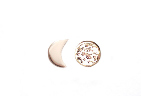 Moon Eclipse Earrings - Good Co.