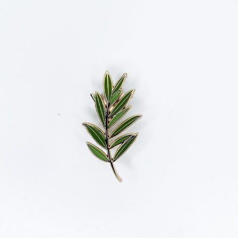 Olive Branch Pin - Good Co.