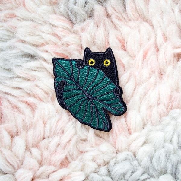 Jungle Kitty Patch - Good Co.