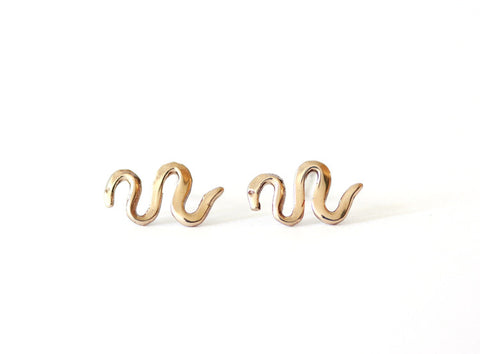Serpent Earrings - Good Co.