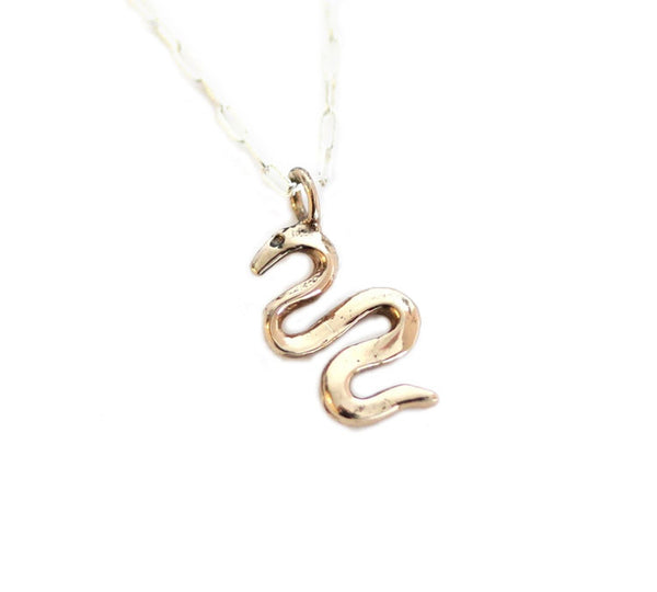 Serpent Necklace - Good Co.