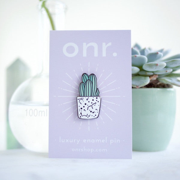 Cactus Pin - Good Co.