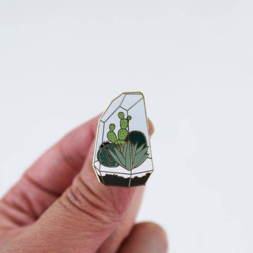 Terrarium Pin - Good Co.