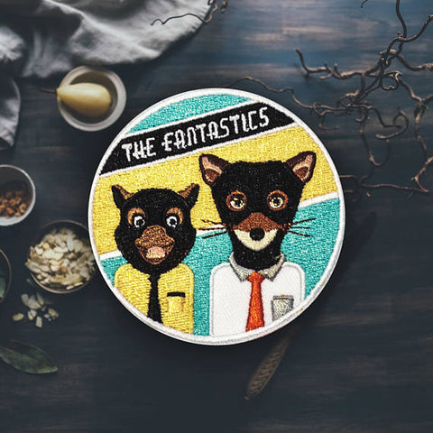 The Fantastic Robbers Patch - Good Co.