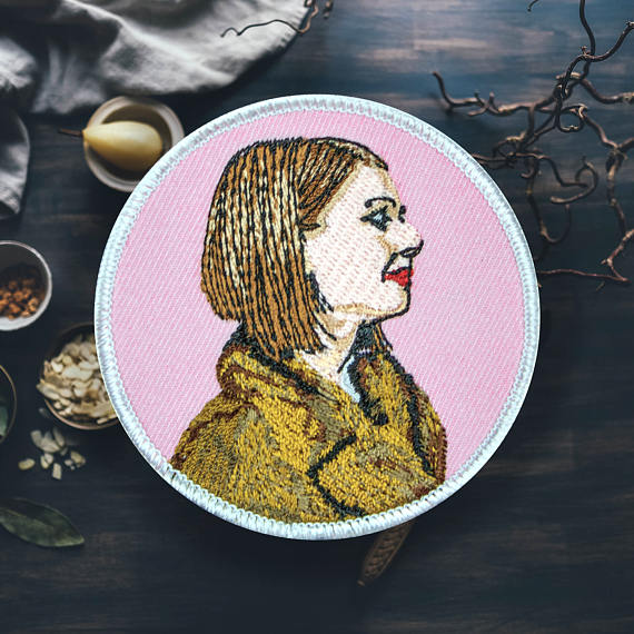 The Royal Tenenbaums Margot Patch - Good Co.
