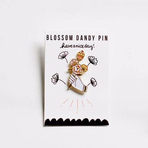 Blossom Dandy Pin - Good Co.