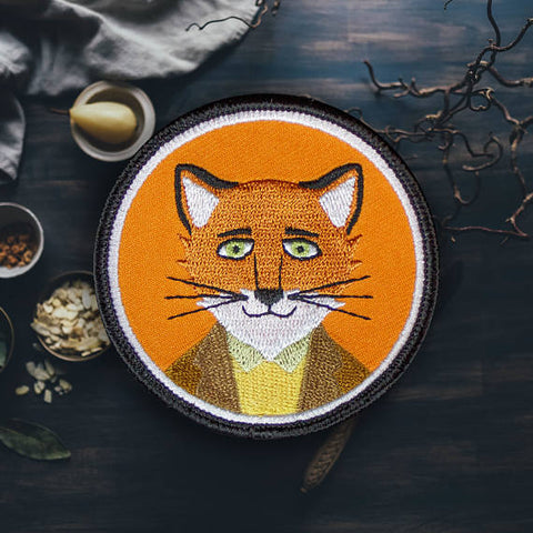 Mr. Fox Patch - Good Co.