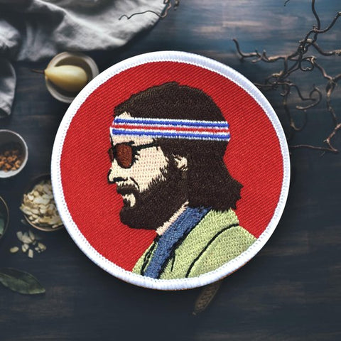 The Royal Tenenbaums Richie Patch - Good Co.