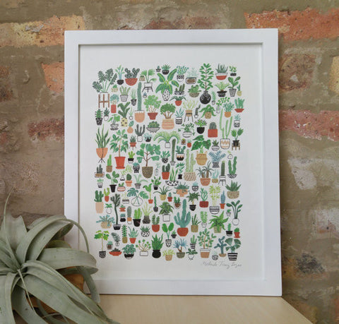 Plant Party Print - Good Co.
