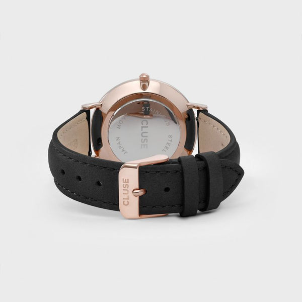 La Bohème Rose Gold White/Black - Good Co.