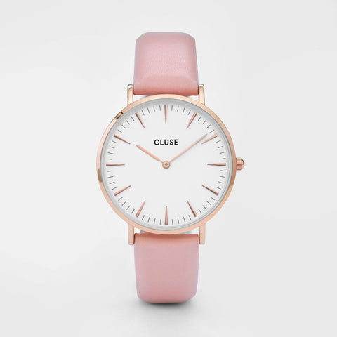 La Bohème Rose Gold White/Pink - Good Co.