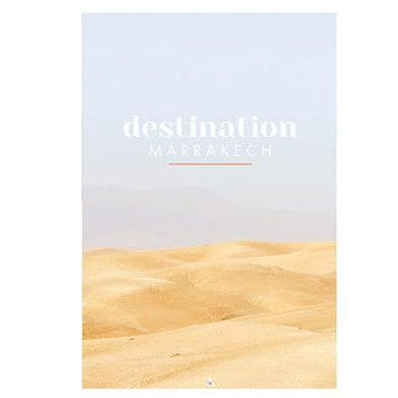 Destination Marrakech - Good Co.