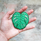 Monstera Leaf Patch - Good Co.