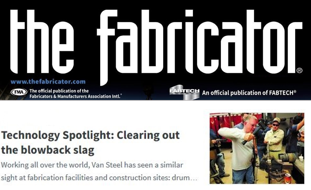 Featured in the fabricator® magazine