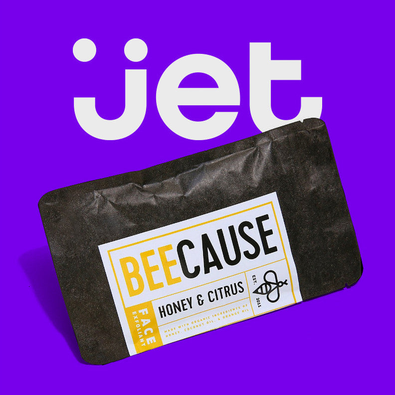 BEECAUSE is now on Jet.com!