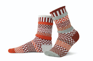 Lava Adult Socks