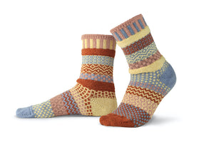 Sandstone Adult Socks