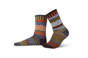 Adult Wool Socks Ponderosa