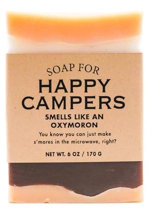 Soap Happy Campers