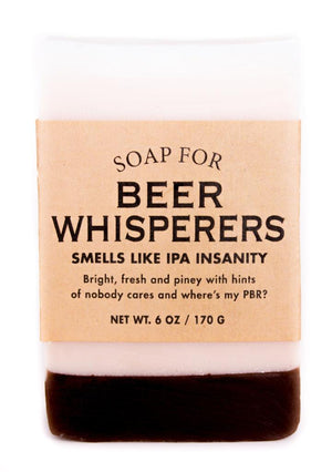 Soap Beer Whisperers