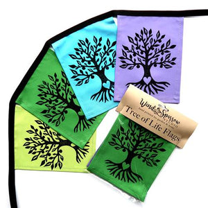 Tree of Life Flags