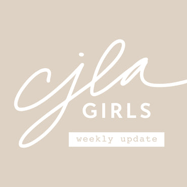 CJLA Girls Weekly Update: May 24-30