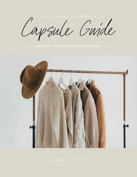 Carly Jean Los Angeles - Capsule Guide