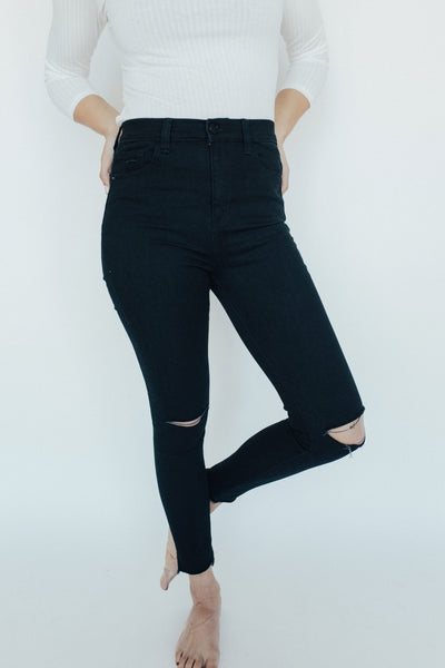 """Keller"" Jeans, Black Wash"