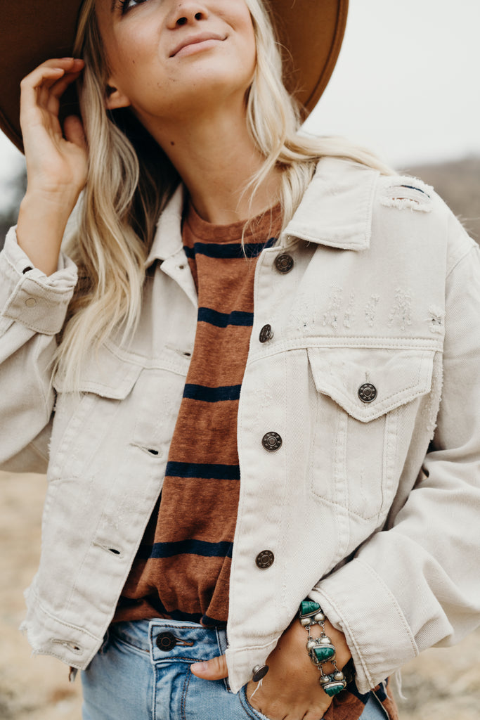 Reed Denim Jacket