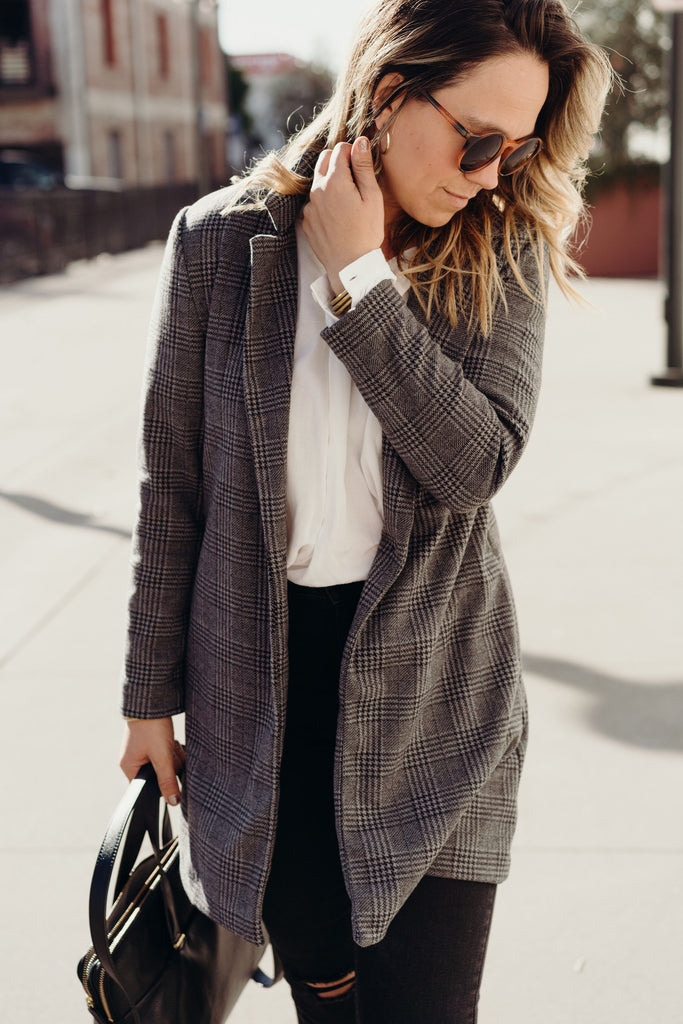 Boston Sweater Coat