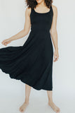 """Hepburn"" Dress, Black"