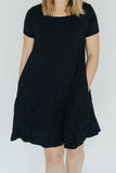 CJ's Favorite Swing Dress, Black