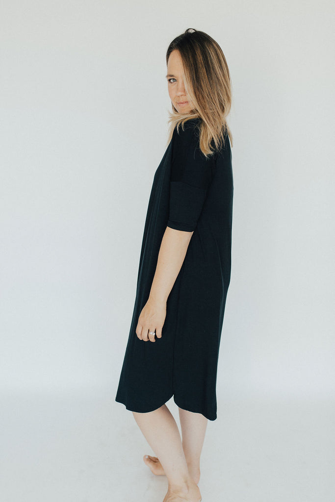 CJ's Favorite Midi, Black