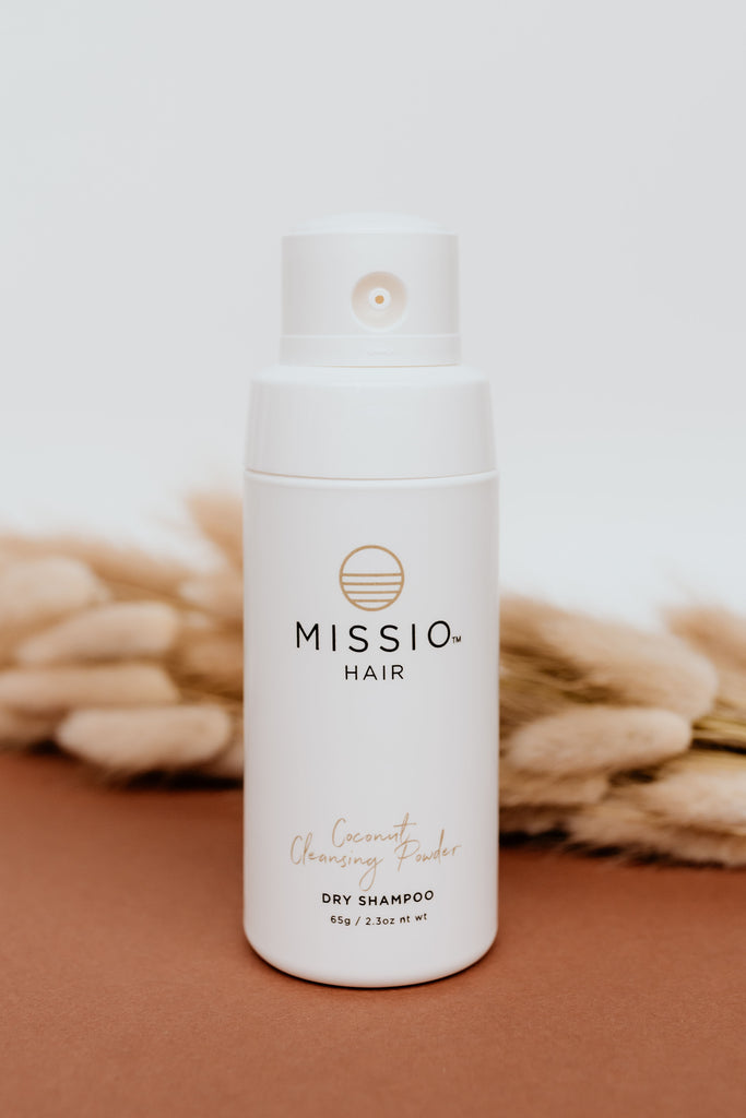 MISSIO Coconut Cleansing Powder