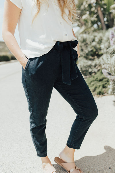 """Kate"" Pants, Navy"