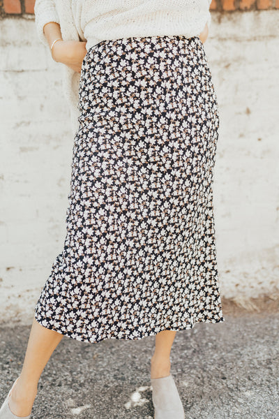 """Abbey"" Midi Skirt"