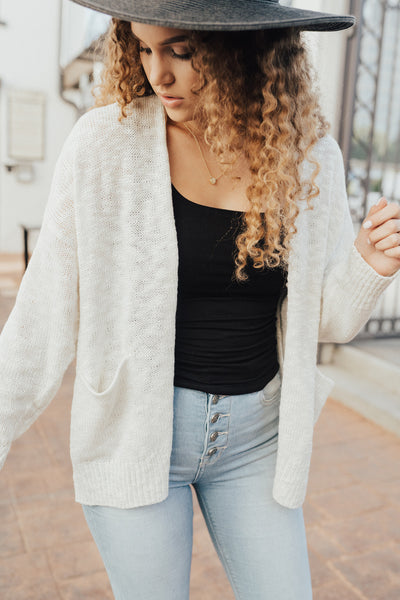 """Lynne"" Cardigan Sweater"