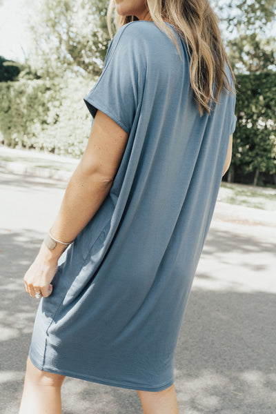 """The Everyday"" Short Sleeve Dress"