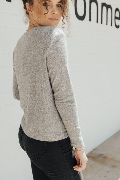 """Alexa"" Long Sleeve Top"